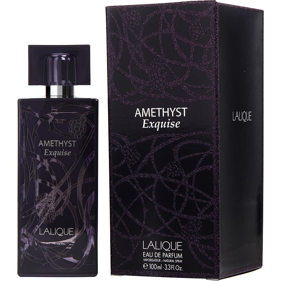 Amethyst Exquise By Lalique