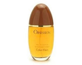 Obsession By Calvin Klein