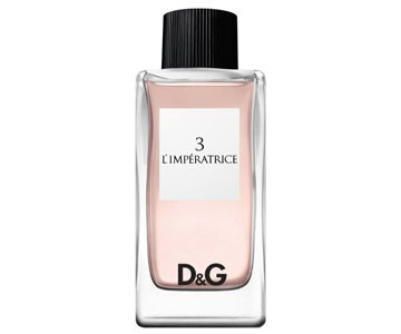 D&G 3 L'imperatrice By Dolce & Gabbana