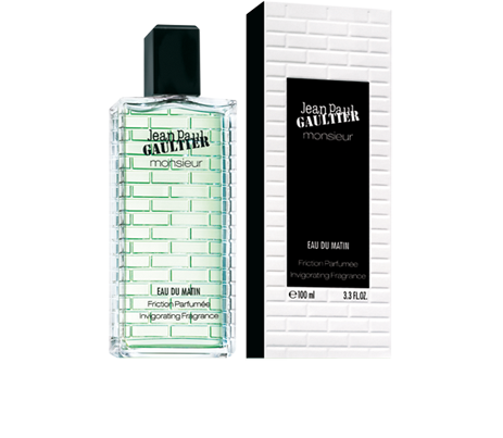 Monsieur Eau Du Matin By Jean Paul Gaultier