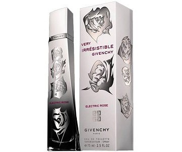 Very Irresistible Electric Rose By Givenchy