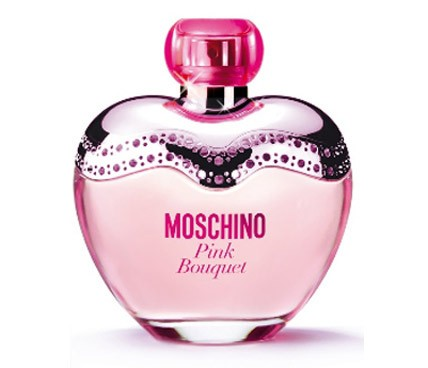 Moschino Pink Bouquet By Moschino