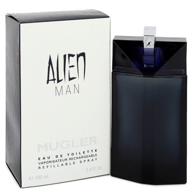 Alien Man By Thierry Mugler