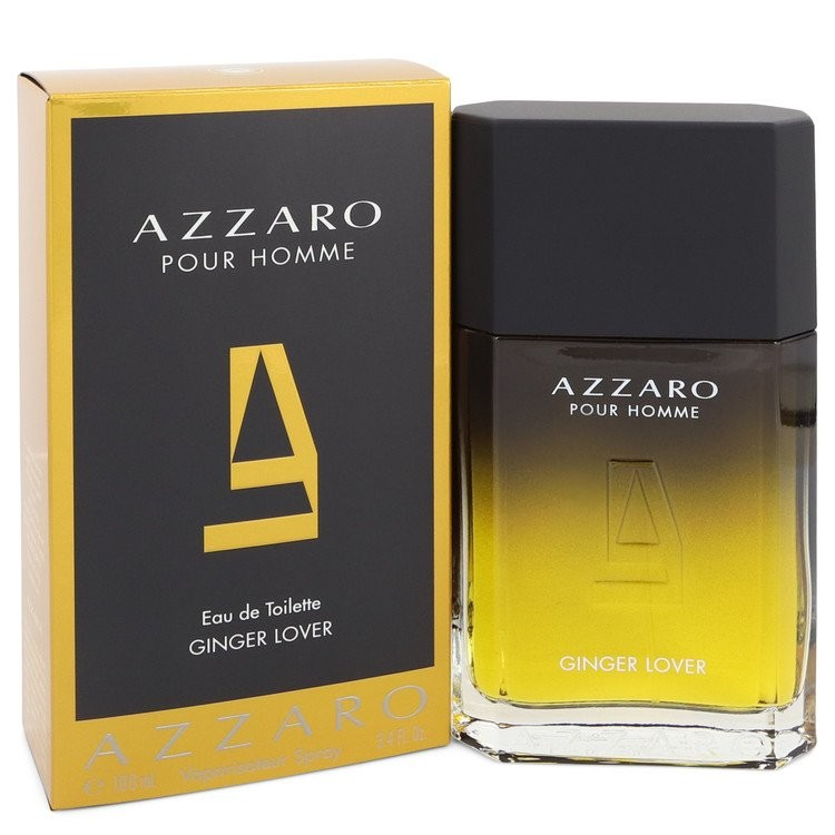 Azzaro Pour Homme Ginger Lover By Azzaro