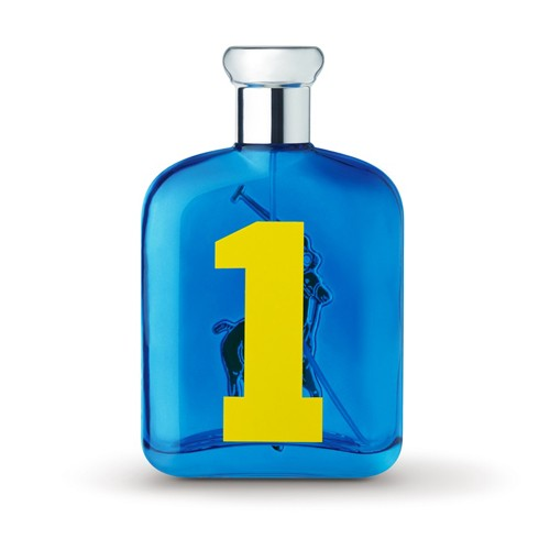 The Big Pony Collection Blue #1 By Ralph Lauren