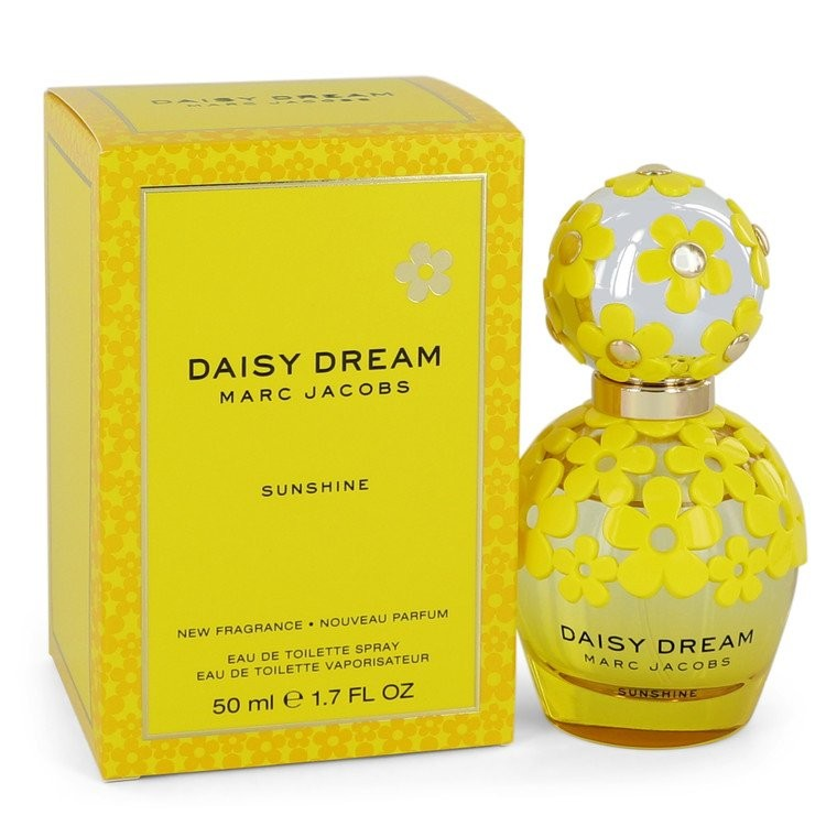 Daisy Dream Sunshine By Marc Jacobs