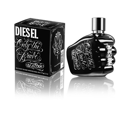 Diesel Only The Brave Tattoo By Diesel