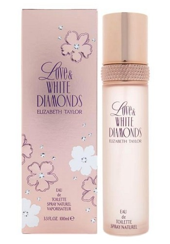 Love & White Diamonds By Elizabeth Taylor