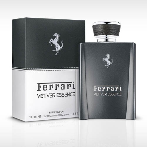 Ferrari Vetiver Essence By Ferrari