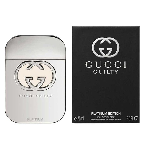 Gucci Guilty Platinum Edition By Gucci