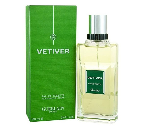 Vetiver By Guerlain
