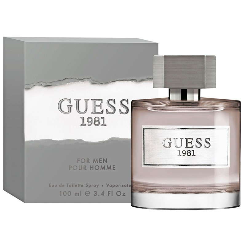 Guess 1981 Pour Homme By Guess