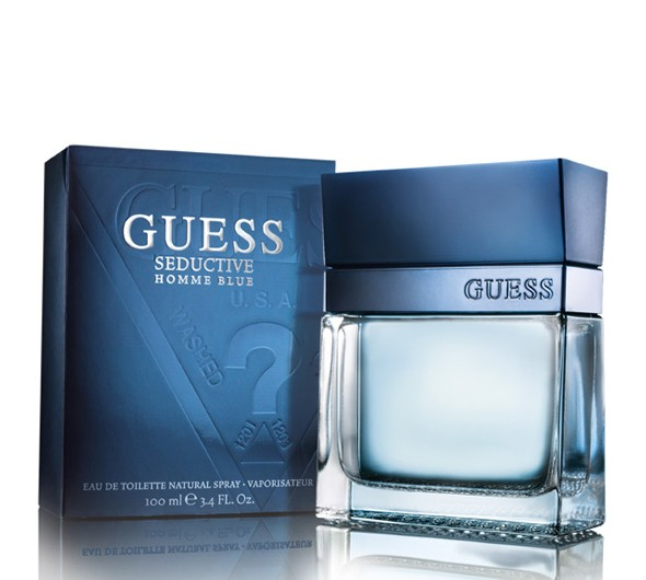 Guess Seductive Homme Blue By Guess
