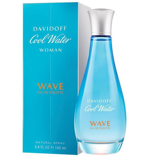 Cool Water Woman Wave By Davidoff