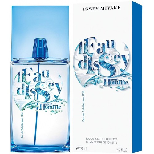 L'eau D'issey Pour Homme L'ete (summer) 2015 By Issey Miyake