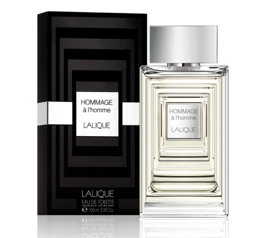 Hommage a L'Homme By Lalique