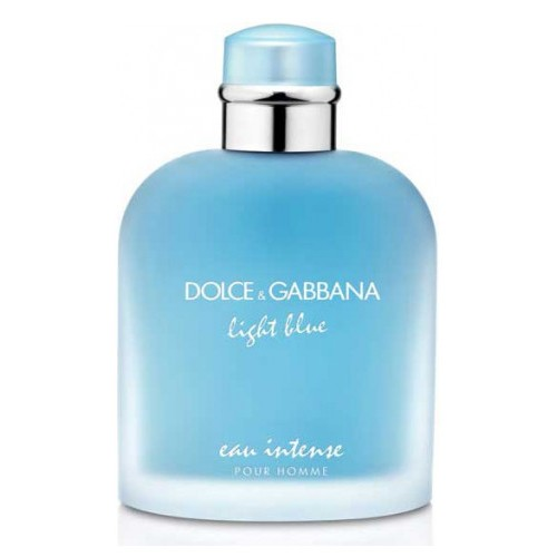 Light Blue Pour Homme Eau Intense By Dolce & Gabbana