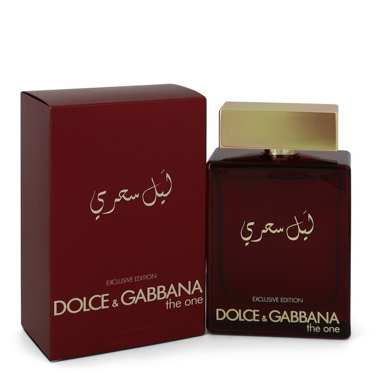 The One For Men Mysterious Night By Dolce & Gabbana